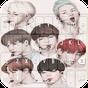 BTS Teclado Temas + Emoji 1.0