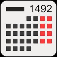 Ewiger Kalender Icon