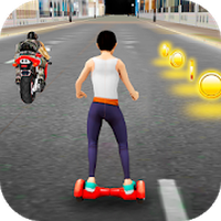 Hoverboard Speed Race Simgesi