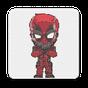 Superhero Coloring By Number - Pixel Art 1.2