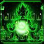 Neon Power Ball Tema de teclado 1.0