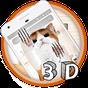 Tema blanco lindo del gato 2.0.20 APK