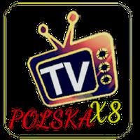 Ikona apk TV POLSKA X8