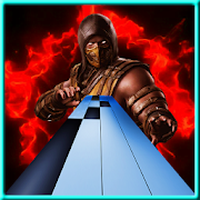 Mortal Kombat Piano Tiles Game APK Simgesi