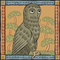 Marginalia hero — medieval one tap game Simgesi