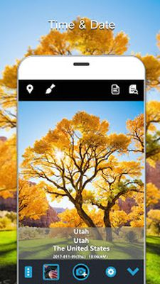 GPS & Weather Camera: Add GPS, Weather to Picture screenshot apk 2