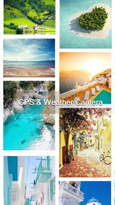 GPS & Weather Camera: Add GPS, Weather to Picture Screenshot apk 4