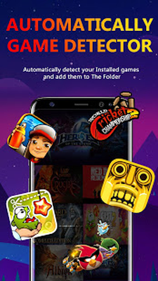 Game Launcher for Game Addicted Android - Baixar Game Launcher for