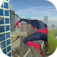 Icoană apk Real Spider Gangster City -Amazing Rope Vice Vegas
