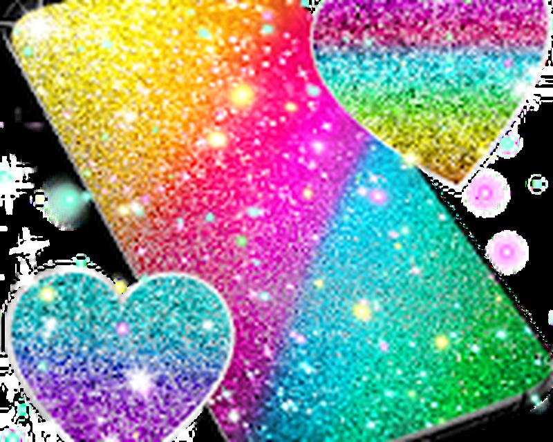 Multi Color Glitter Live Wallpaper Android Free Download Multi