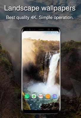 Sfondi Di Paesaggi 4k 1013 Download Gratis Android