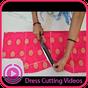 2018 Dress Cutting Tutorials Step By Step 1.0