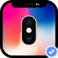 Selfie for Phone X Camera - OS 12 Camera APK Icon