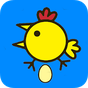 Happy Chicken Lay Eggs Game - Maiale rosa 1.0.1