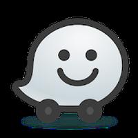 Ikon Waze Social GPS Maps & Traffic