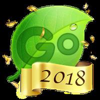 GO Keyboard - Emoji, Emoticons Simgesi
