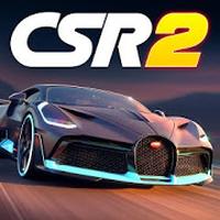 CSR Racing 2 Simgesi