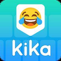 Ícone do apk Kika Emoji Keyboard - GIF Free