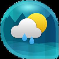 Hava ve saat Widget için Android (Hava durumu) Simgesi
