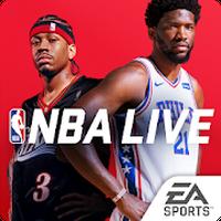 Ikon NBA LIVE Mobile