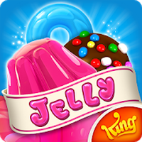 Candy Crush Jelly Saga 아이콘