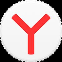 Korumalı Yandex Browser Simgesi