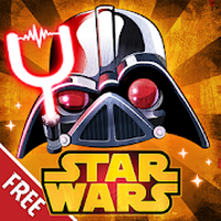 Ícone do Angry Birds Star Wars II Free
