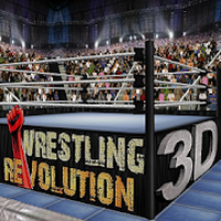 Ikona Wrestling Revolution 3D