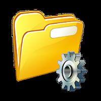 ファイル マネージャー (ファイルエクスプ ローラー) APK アイコン