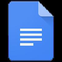 Google Dokümanlar Simgesi