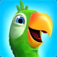 Ikon Talking Pierre the Parrot