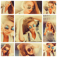 Pic Grid - Photo Collage Maker Simgesi