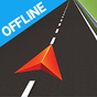 GPS Navigation BE-ON-ROAD v17.2.6