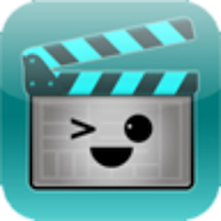 Ícone do video editor - editor de Vídeo