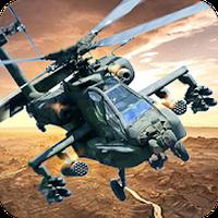Helikopter Saldırısı 3D Simgesi