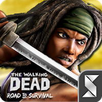 Ícone do Walking Dead: Road to Survival