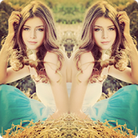 Ícone do espelho Foto: Editor & Collage
