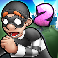 Ikon Robbery Bob 2: Double Trouble