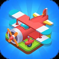 Icône de Merge Plane