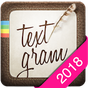 Textgram - write on photos v3.4.6 APK