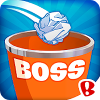 Paper Toss Boss アイコン