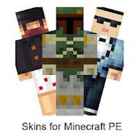 Skins for Minecraft PE apk icon