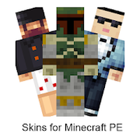 Ícone do Skins for Minecraft PE