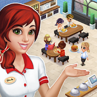 Food Street - Restaurant Management & Cooking Game icon