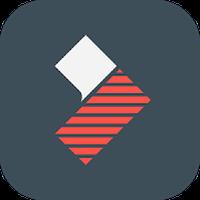 Иконка FilmoraGo - Free Video Editor