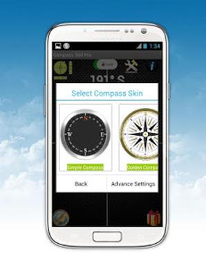 Compass 360 Pro (Best App) 3 3 134 download gratis - Android