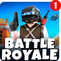 Icône de BattleGround Royale