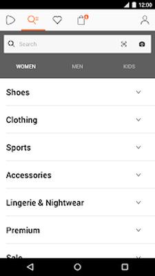 Zalando - Scarpe e moda online 4.36.0 download gratis - Android 63bf7d64ef5