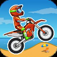 Biểu tượng Moto X3M Bike Race Game