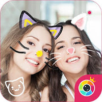 Ícone do Sweet Selfie Pro - AR Selfie camera,Motion sticker